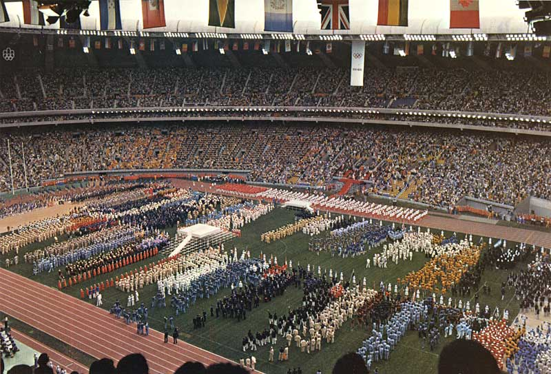 Montreal Games 1976 1976 Olympics The Games Are